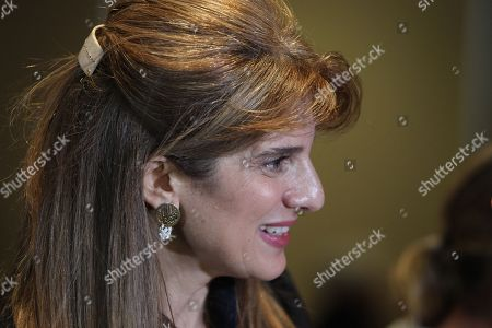 Stock Picture of Dina Mired