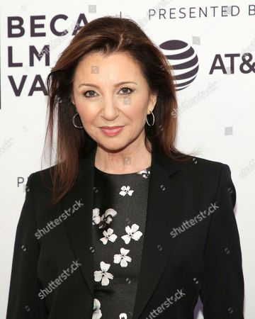 """Actress Donna Murphy attends a screening of """"Every Act of Life"""" at the SVA Theatre during the 2018 Tribeca Film Festival, in New York"""