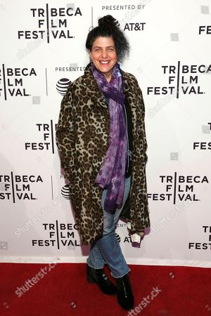 "Director Sheryl Kaller attends a screening of ""Every Act of Life"" at the SVA Theatre during the 2018 Tribeca Film Festival, in New York"