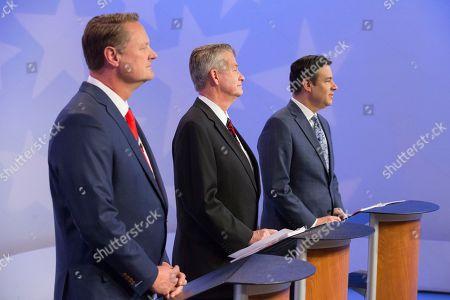Editorial image of Election 2018 GOP Gubernatorial Debate, Boise, USA - 23 Apr 2018