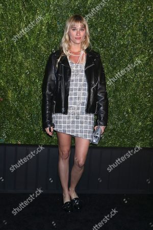 Editorial picture of Tribeca Film Festival Artists Dinner hosted by Chanel, Arrivals, New York, USA - 23 Apr 2018