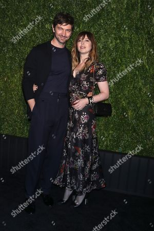 Editorial image of Tribeca Film Festival Artists Dinner hosted by Chanel, Arrivals, New York, USA - 23 Apr 2018