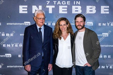 Jacques Lemoine, Entertainment One Germany, Daniel Bruehl