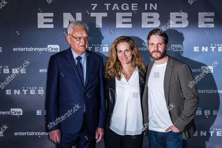 Stock Picture of Jacques Lemoine, Entertainment One Germany, Daniel Bruehl