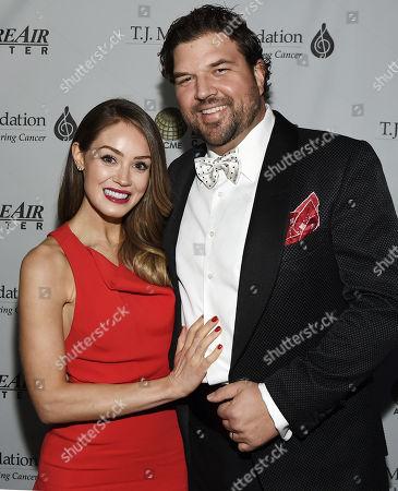 Natalia Davidson and Dallas Davidson