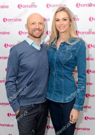 Stock Picture of Matt Dawson and Carolin Dawson