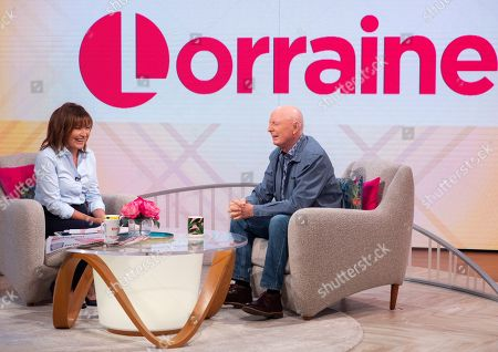 Editorial image of 'Lorraine' TV show, London, UK - 24 Apr 2018