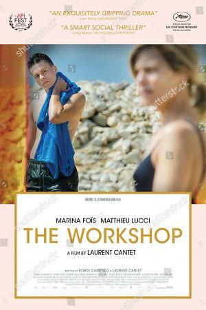 The Workshop (2017) Poster Art. Matthieu Lucci