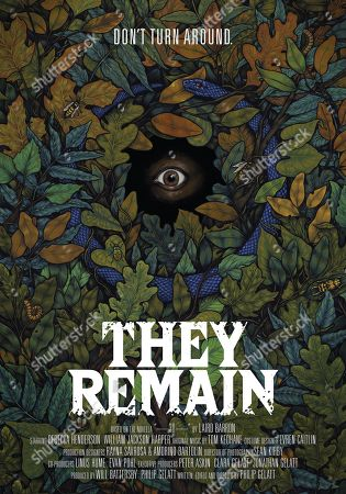 They Remain (2018) Poster Art