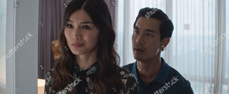 Gemma Chan as Astrid Leong, Pierre Png as Michael Teo