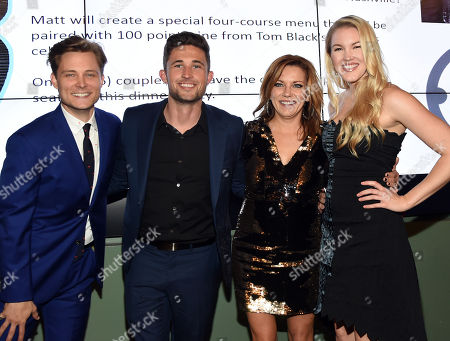 Singers/Songwriters Frankie Ballard, Michael Ray, Martina McBride and Ashley Campbell