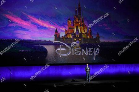 Editorial photo of The Walt Disney Studios Presentation, CinemaCon, Las Vegas, USA - 24 Apr 2018