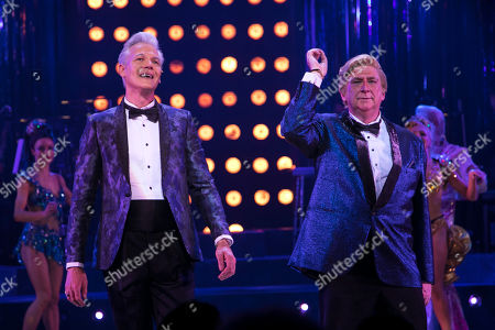 Editorial picture of 'Strictly Ballroom the Musical' curtain, Press Night, London, UK - 24 Apr 2018