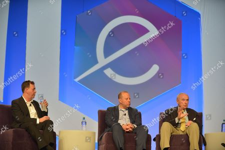Editorial image of eMerge Americas 2018, Miami Beach, USA - 23 Apr 2018