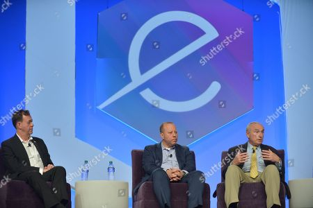 Editorial photo of eMerge Americas 2018, Miami Beach, USA - 23 Apr 2018