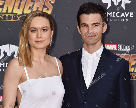 Editorial picture of 'Avengers: Infinity War' film premiere, Arrivals, Los Angeles, USA - 23 Apr 2018