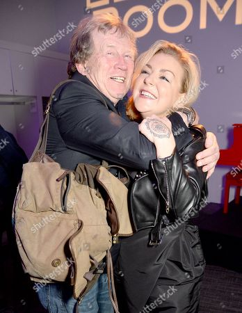 Editorial picture of Sheridan Smith in concert at Royal Albert Hall, After Party, London, UK - 24 Apr 2018