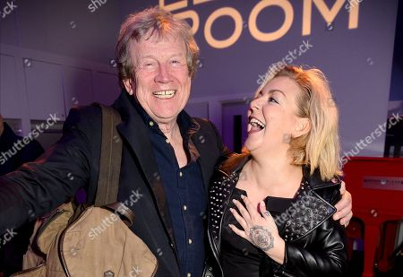 Editorial photo of Sheridan Smith in concert at Royal Albert Hall, After Party, London, UK - 24 Apr 2018