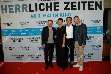 Samuel Finzi, Katja Riemann, Oskar Roehler, Oliver Masucci