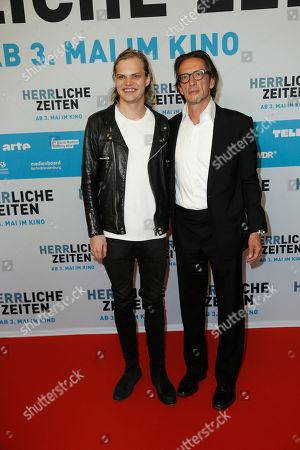 Wilson Gonzales Ochsenknecht, Oskar Roehler