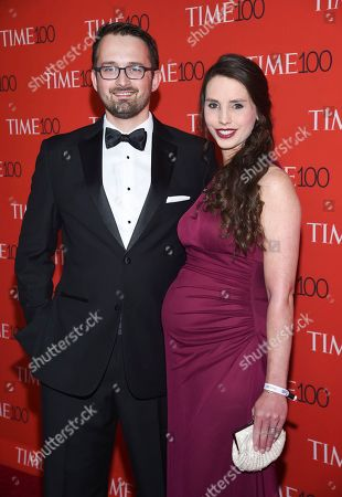 Jacob Denhollander, Rachael Denhollander. Rachael Denhollander and husband Jacob Denhollander attend the Time 100 Gala celebrating the 100 most influential people in the world at Frederick P. Rose Hall, Jazz at Lincoln Center, in New York