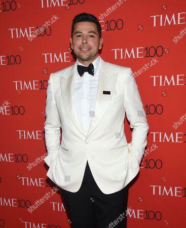 Editorial photo of 2018 Time 100 Gala, New York, USA - 24 Apr 2018