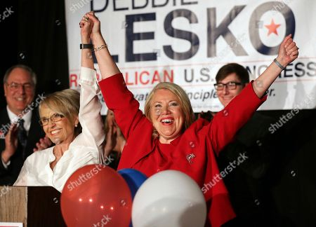 Editorial photo of House Arizona Election, Peoria, USA - 24 Apr 2018