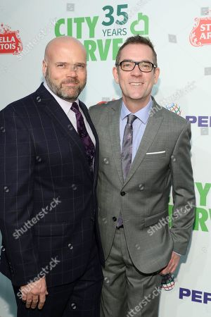 Barry Rice, Ted Allen