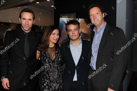 Alessandro Novola, Frida Torresblanco, Sebastian Lelio and Andrew Karpen