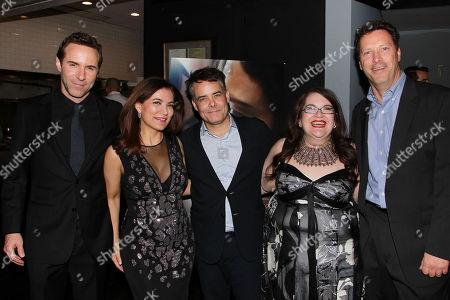 Alessandro Novola, Frida Torresblanco, Sebastian Lelio, Naomi Aldermann and Andrew Karpen