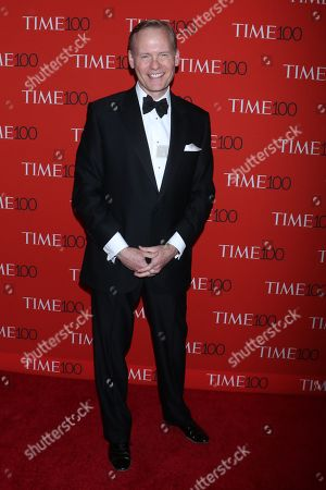 Editorial image of Time 100 Gala, Arrivals, New York, USA - 24 Apr 2018
