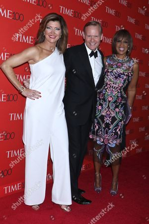 Editorial picture of Time 100 Gala, Arrivals, New York, USA - 24 Apr 2018