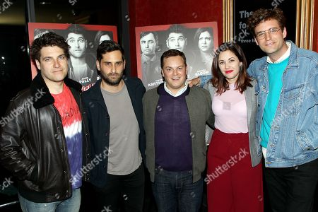 """Editorial image of Special Screening for LIONSGATE's New Film """"Most Likely to Murder"""" held at Alamo Drafthouse Cinema, Brooklyn, USA - 25 Apr 2018"""