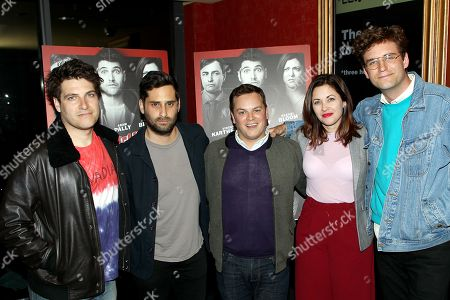"""Editorial picture of Special Screening for LIONSGATE's New Film """"Most Likely to Murder"""" held at Alamo Drafthouse Cinema, Brooklyn, USA - 25 Apr 2018"""