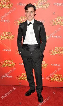 Editorial picture of 'Strictly Ballroom the Musical', Press Night, London, UK - 24 Apr 2018