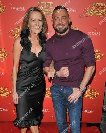 Guest and Robin Windsor