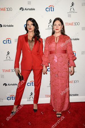 Editorial photo of Time 100 Gala, Arrivals, New York, USA - 24 Apr 2018