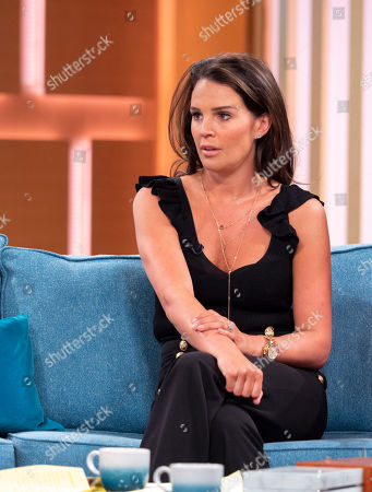 Stock Picture of Danielle Lloyd and Jackie Lloyd