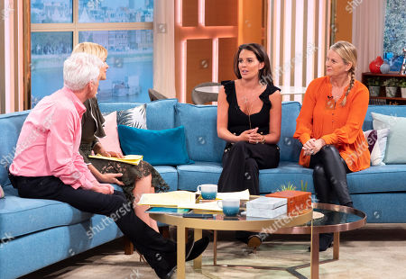 Editorial photo of 'This Morning' TV show, London, UK - 25 Apr 2018