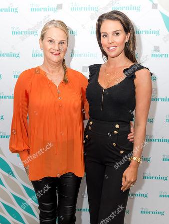 Jackie Lloyd and Danielle Lloyd