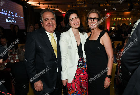 Editorial picture of Pioneer of the Year dinner, Inside, CinemaCon, Las Vegas, USA - 25 Apr 2018