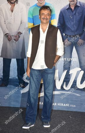 Indian film director Rajkumar Hirani