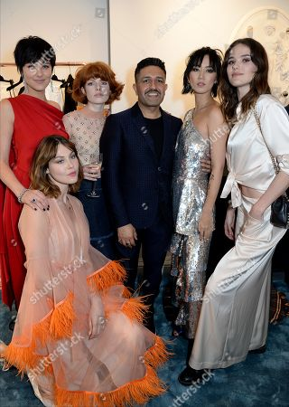 Editorial picture of House of Osman VIP launch, London, UK - 25 Apr 2018