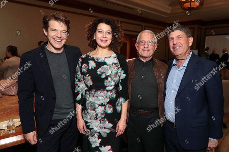 Jason Blum, producer, Donna Langley, Ronald Meyer, Vice Chairman of NBCUniversal, Chairman of Universal Pictures, and Jeff Shell, Chairman of Universal Filmed Entertainment Group