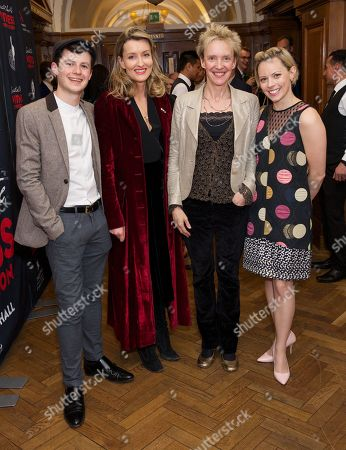 Harry Reid, Natascha McElhone, Lucy Bailey and Lucy Phelps