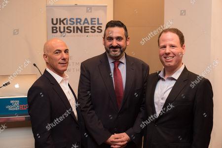 Editorial image of UK Israel Business event, London, UK - 25 Apr 2018