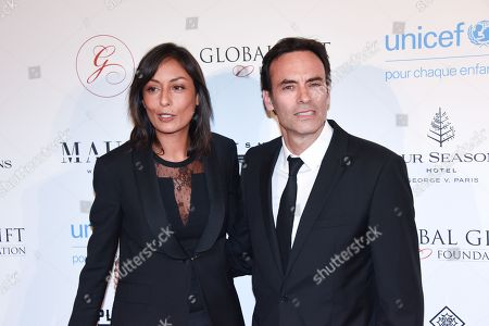 Editorial picture of Global Gift Gala, Arrivals, Paris, France - 25 Apr 2018