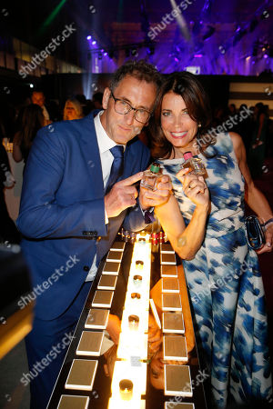 Gerit Kling und Ehemann Wolfram Becker