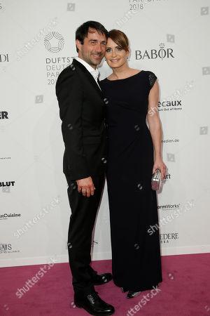 Anja Kling und Freund Oliver Haas