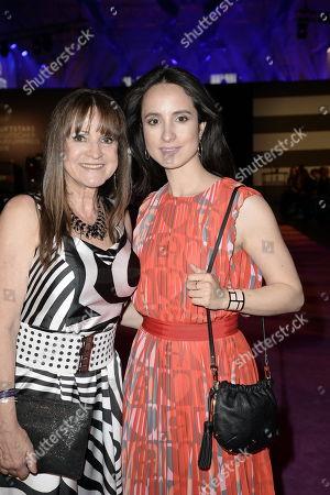 Stephanie Stumph und ihre Mutter Christine Stumph